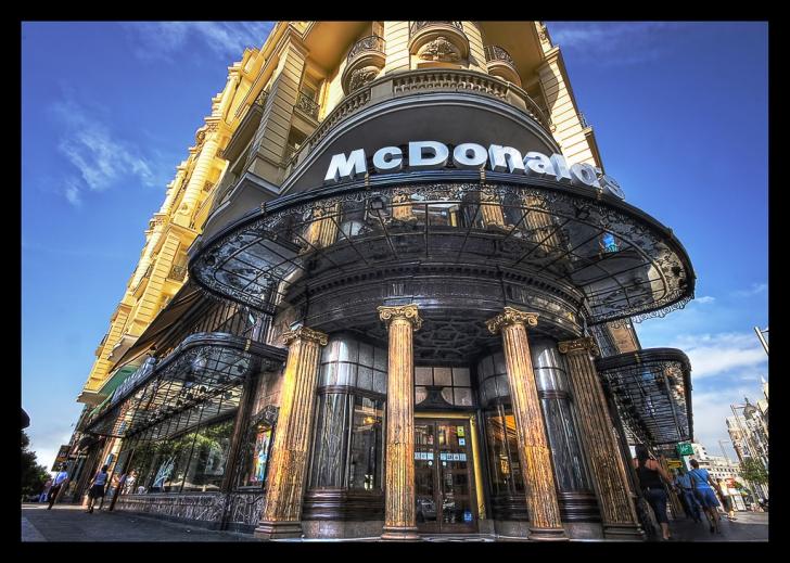 Макдональдс видео - 006