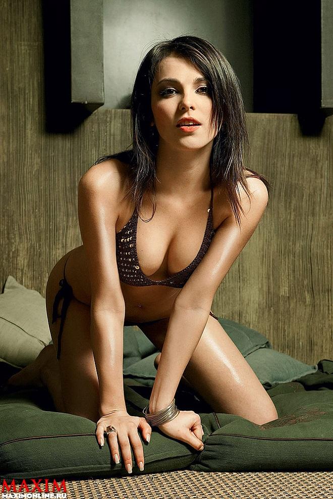 Самые сексуальные знаменитые женщины России по версии журнала «Maxim» (Часть 2)