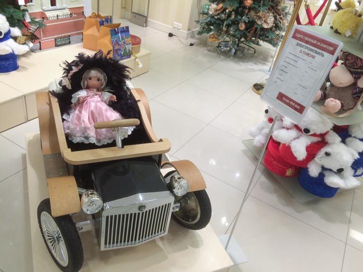 Детский магазин элитных игрушек в Москве