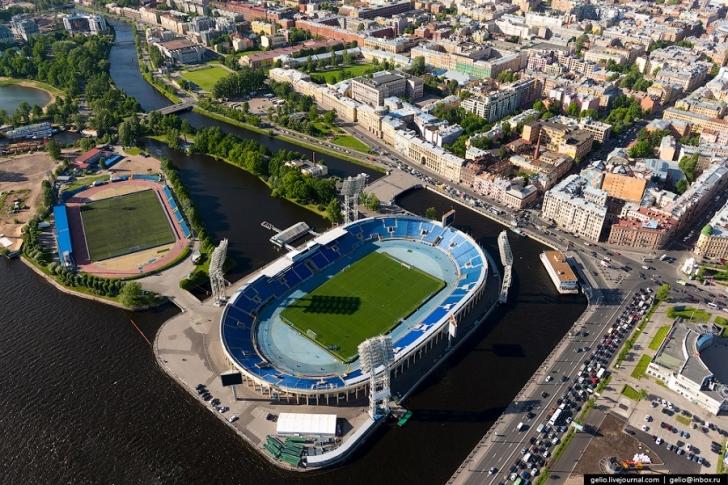 Фотографии Санкт-Петербурга с