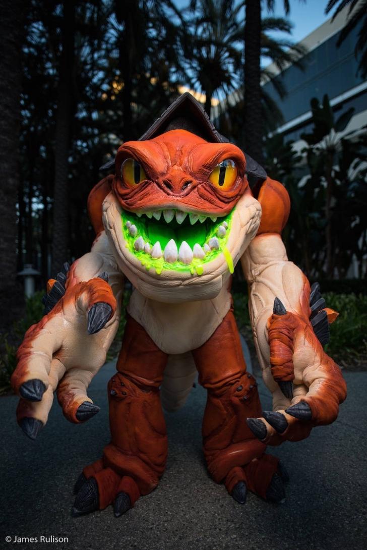 Фестиваль BlizzCon 2015