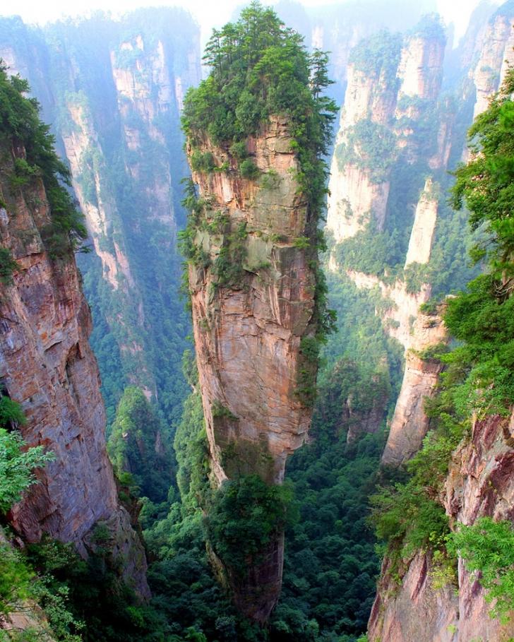Самые красивые места Китая (ТОП-20)