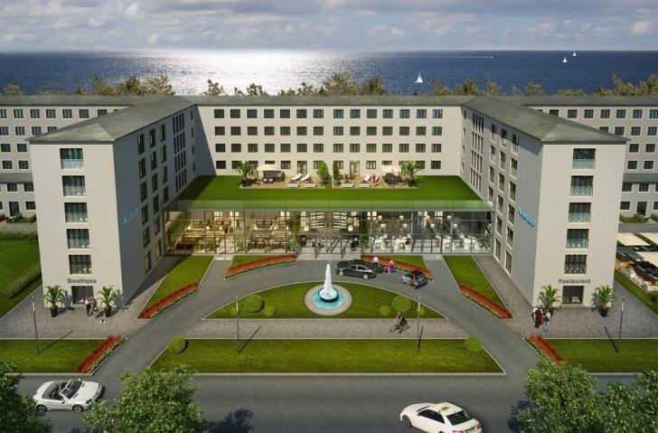 Заброшенный нацистский курорт превращают в люксовый отдых