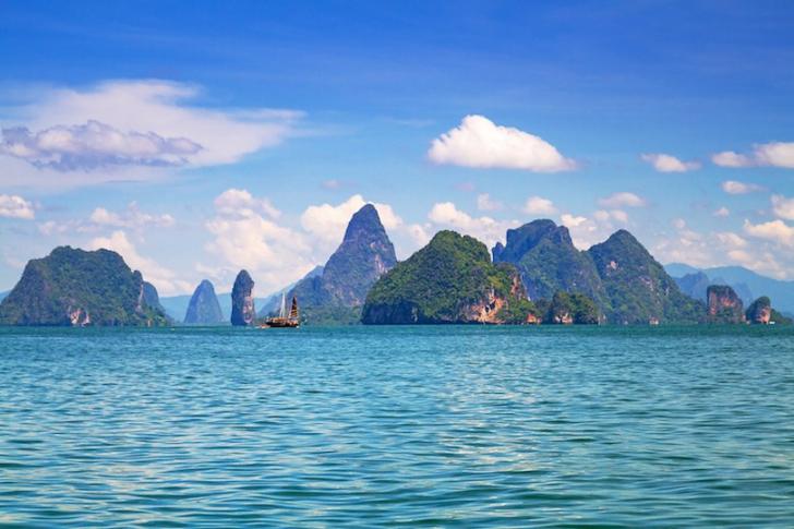 ТОП-10 самых красивых бухт мира