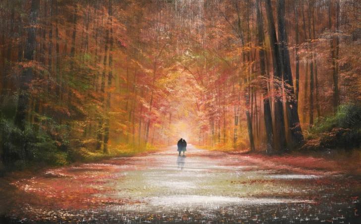 23 удивительные картины, излучающие настоящее осеннее волшебство