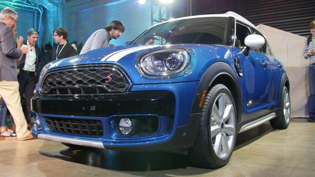 Новинка – Mini Countryman 2017