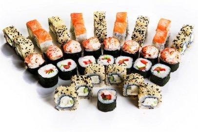 Доставка суши и роллов в Тюмени